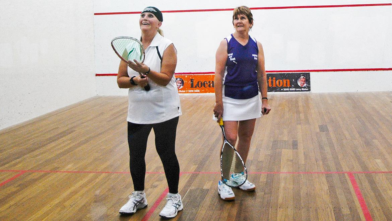 Squash | Jupiters Pan Pacific Masters Games