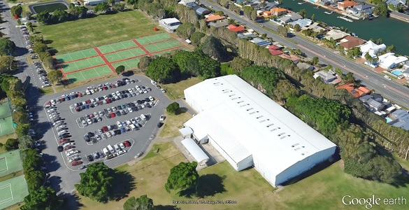 Runaway Bay Sports Indoor Centre