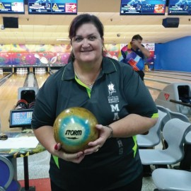 Christine Titheradge - Tenpin Bowling