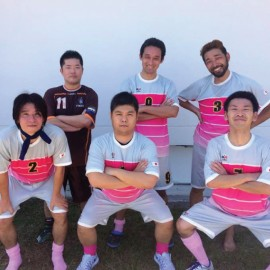 Japanese futsal team Cherry Samurai