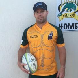 Kris Burton - Rugby Union