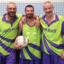 Riff Raff - Indoor Netball