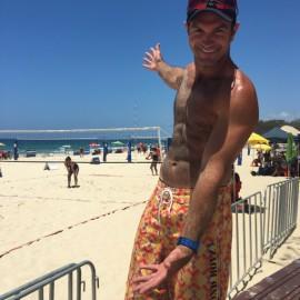 Shannon Zunker - Beach Volleyball