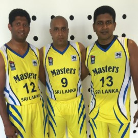 Sri Lanka Basketball Team