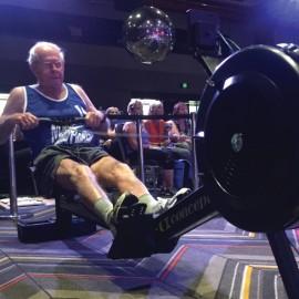 Vince Home - Indoor Rowing